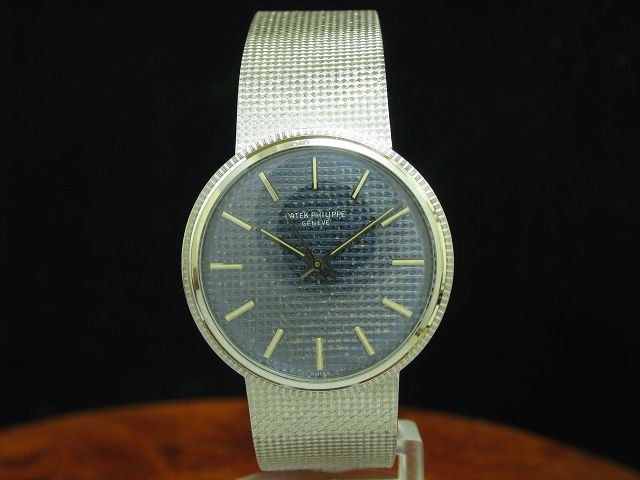 Patek Phillipe Calatrava 18kt 750 Gold Automatic Herrenuhr / Ref 3563/3